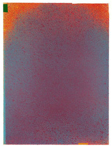 Olitsky, Jules (1922-2007) - 1970 Mauve-Blue I (Tate Modern, London, UK) | Flickr - Photo Sharing!