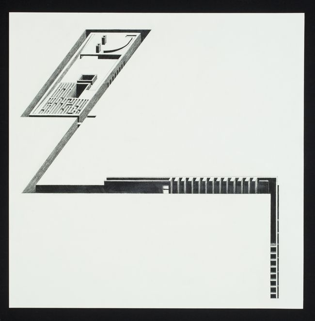 Subterranea, Drawings by Rick Gooding : socks-studio