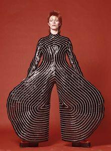 "JONNO.com* • David Bowie in Kansai Yamamoto's ""Rites of Spring""..."