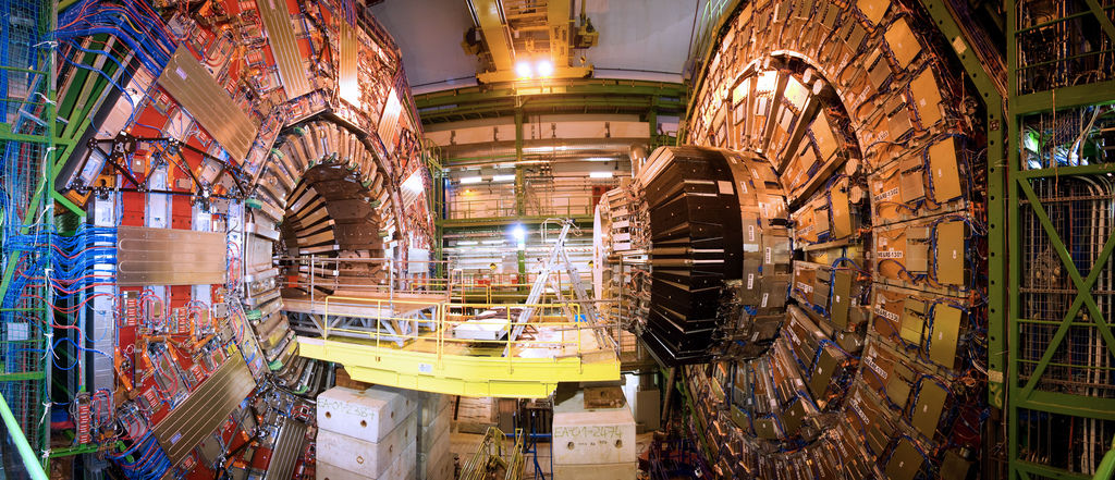 Flickr Photo Download: CERN Compact Muon Solenoid (CMS) at the Large Hadron Collider (LHC)