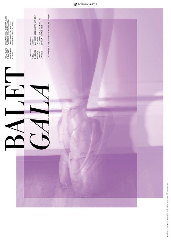 MARTIN BUŠEK - balet gala