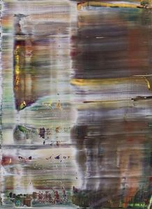 Gerhard Richter » Art » Paintings » Abstracts » Abstract Painting » 882-7