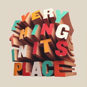 Everything In Its Place on the Behance Network