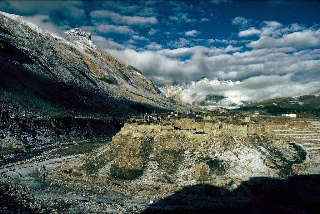 High Himalaya : Eric Valli