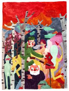 Chasseurs - Illustrateur-BD|Kim Roselier