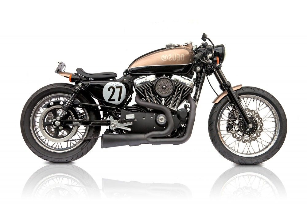 The Bald Terrier 1200  Deus Australia