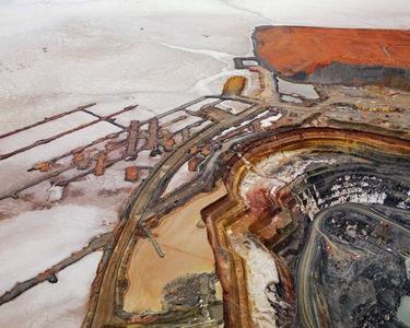Contemporary Art London New York Edward Burtynsky Australian Minescapes Large Page 6