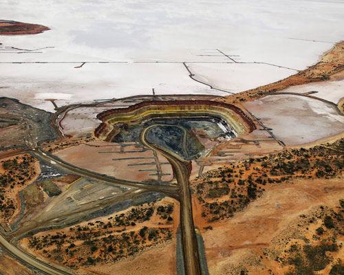 Contemporary Art London New York Edward Burtynsky Australian Minescapes Large Page 9