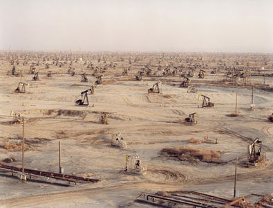 Edward Burtynsky Oil - Oil Fields Large Page 2