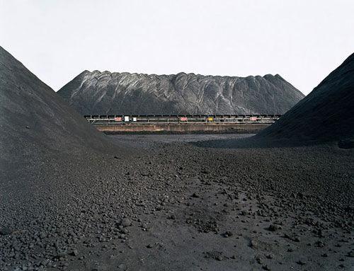 Edward Burtynsky China - Coal and Steel Large Page 5