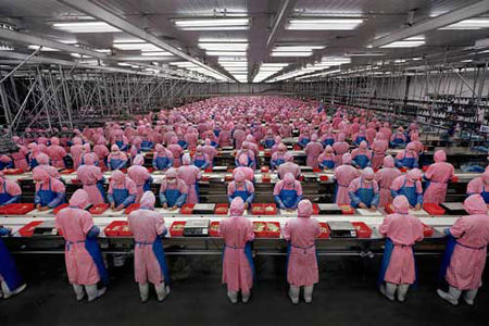 Edward Burtynsky China - Manufacturing Large Page 10