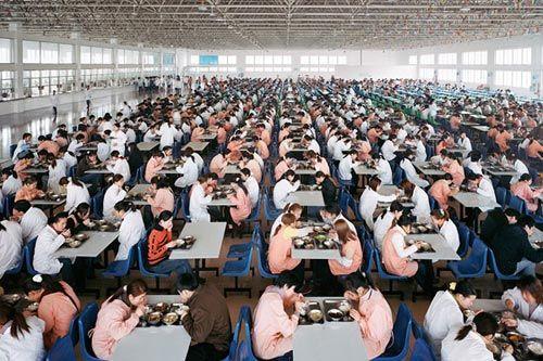 Edward Burtynsky China - Manufacturing Large Page 8