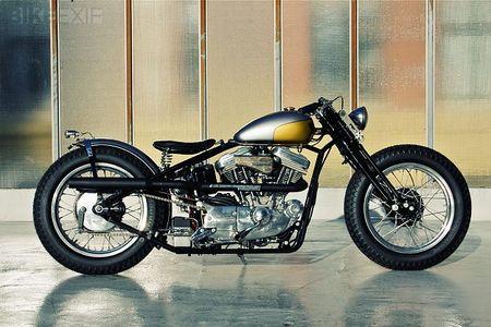 Harley-Davidson Evo custom