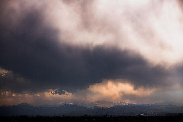 Mt. Evans Sunset | Flickr: partage de photos!