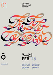 The Type Collective • Hello people, the Type Collective proudly invites...