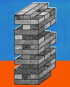 Jenga - Simon Peplow   Visual Tinkerer