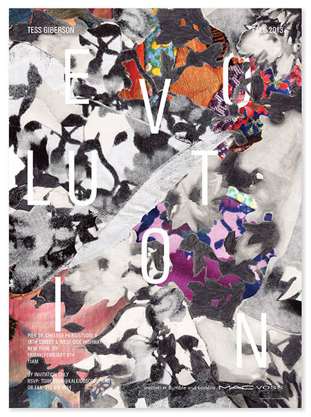 New Work: Tess Giberson  New at Pentagram