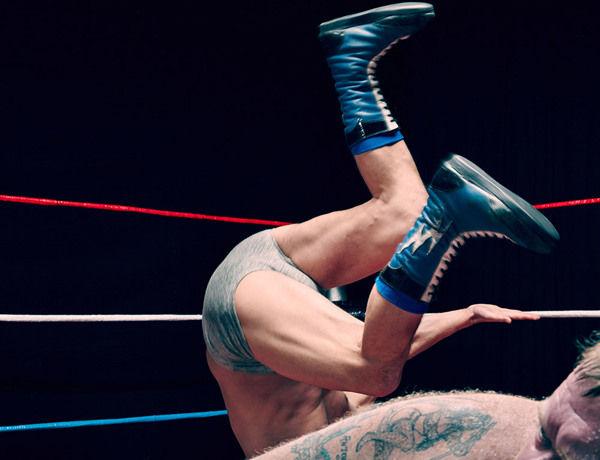 The Virtue of Wrestling on Behance