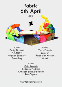 Win tickets to Fabric with Surgeon and Peter Van Hoesen  Juno Plus