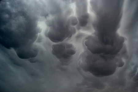 Mammatus clouds | Flickr : partage de photos !