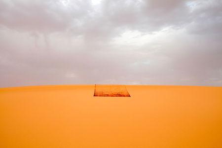 Alfredo De Stéfano, Carpet Sahara, 2012 | FlakPhoto.com