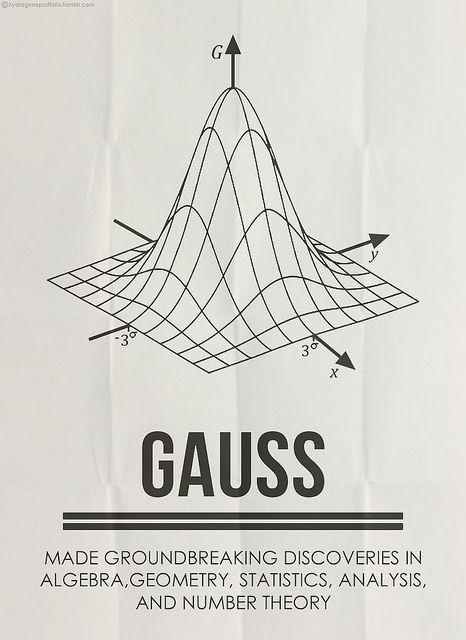 Gauss | Flickr - Photo Sharing!