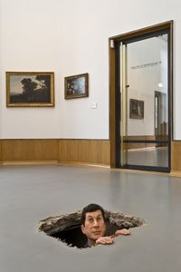 Design Miami  | Satire Master  Maurizio Cattelan at Fondation Beyeler | Artsy