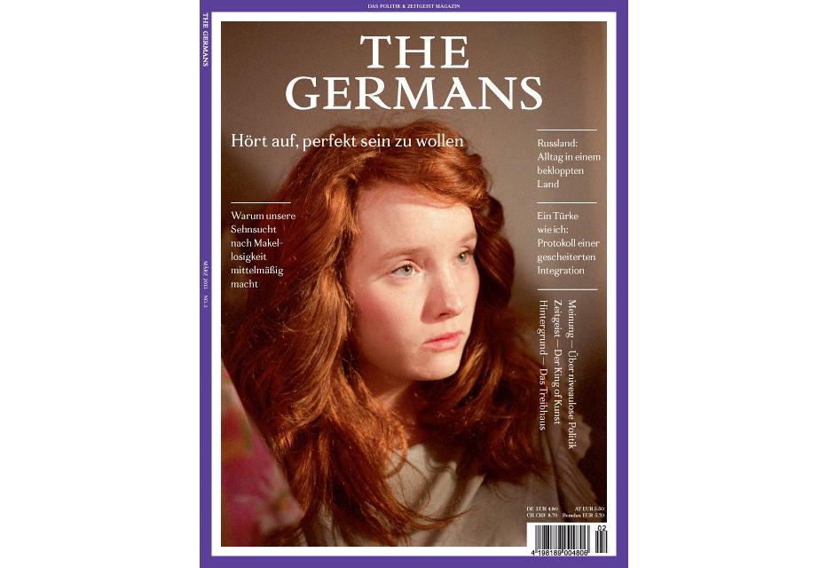 MÄRZ 2013 NO.3  THE GERMANS