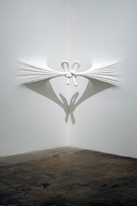 Three Dimensions : Daniel Arsham