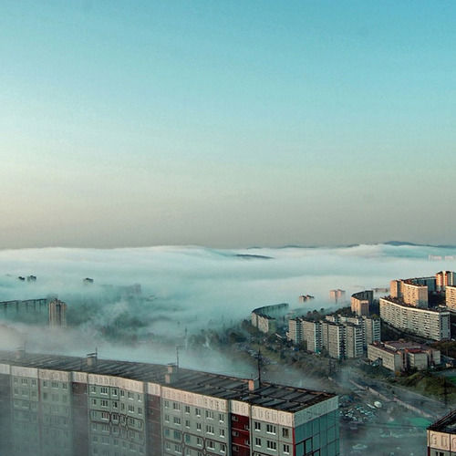 RBTH on Tumblr — Sometimes Russia can be even foggier than Great...