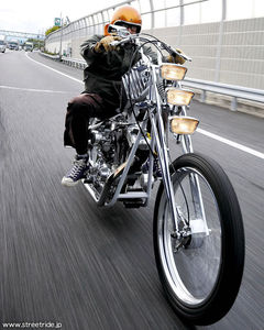 VIRTUOSO   ?????????? 1975 XLH ????????? ?STREET-RIDE????????? ???????