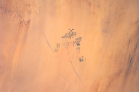 All sizes  Space Invaders in the desert?  Flickr - Photo Sharing