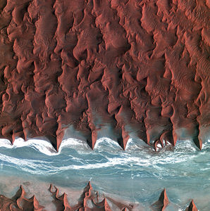 Space in Images - 2013 - 04 - Namib Desert