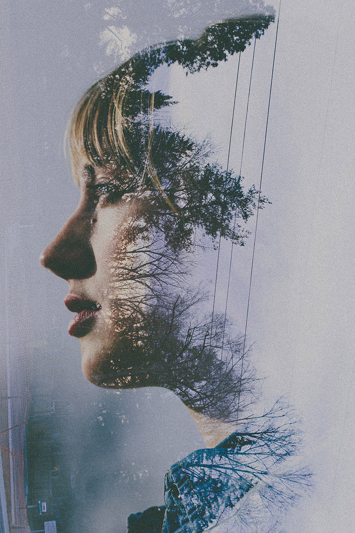 Canon 5D Mark III Double Exposure Tutorial | Sara K Byrne Photography