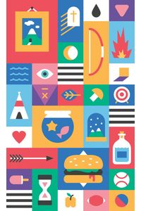 Art  icons on Behance