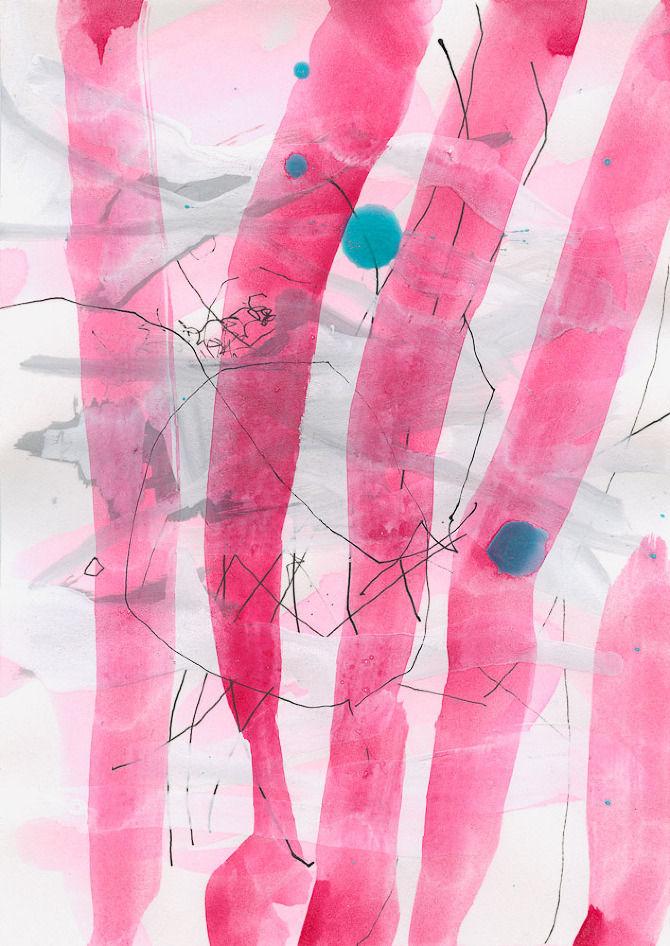 Drawing - Chris Burnside