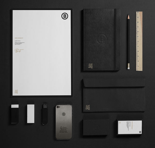 Personal Identity on Behance