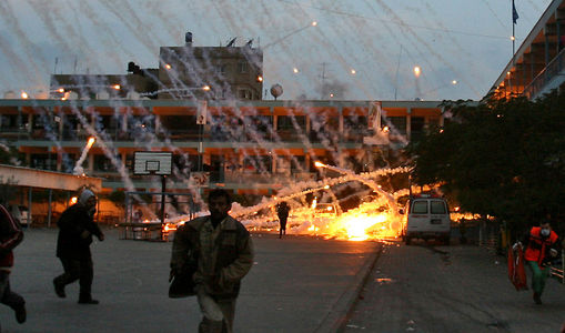 Flickr Photo Download: Gaza