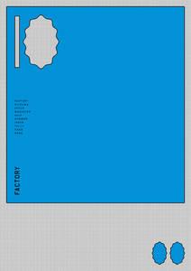 Japanese Magazine Cover: Factory Vol. 10.Keisuke Maekawa. 2013