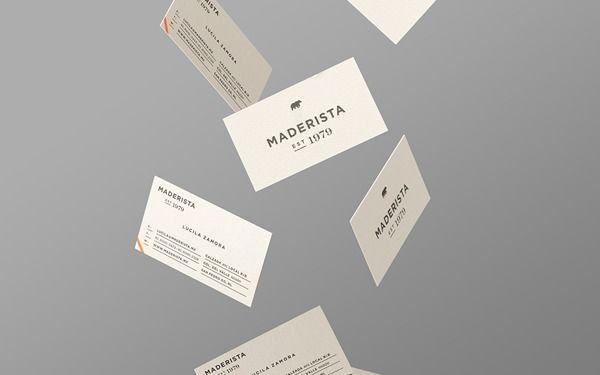 Maderista on Behance