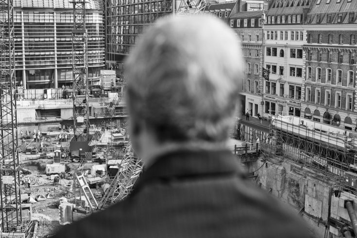 Bloomberg's World: Photographing the Billionaire Mayor Abroad - LightBox