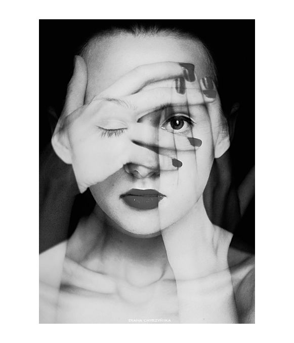 Faces (series of self-portraits) on Behance