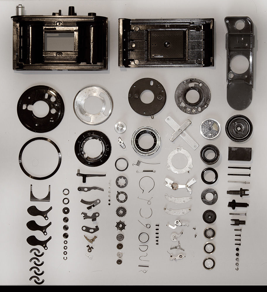 Things Organized Neatly: SUBMISSION