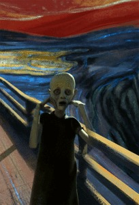 The Scream / by Sebastian Cosor
