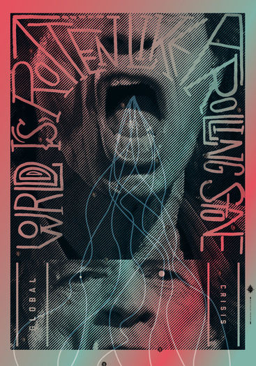 aaaaa atelier - typo/graphic posters