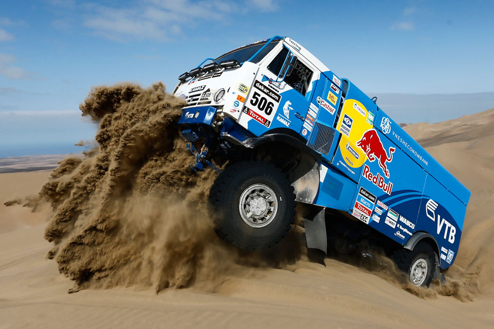 Dakar Rally 2014 - Photos - The Big Picture - Boston.com