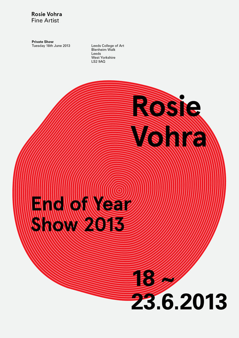 Rosie Vohra - Simon Cherry Design