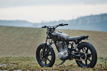 Scramblers Motorcycles' SR500 | Bike EXIF