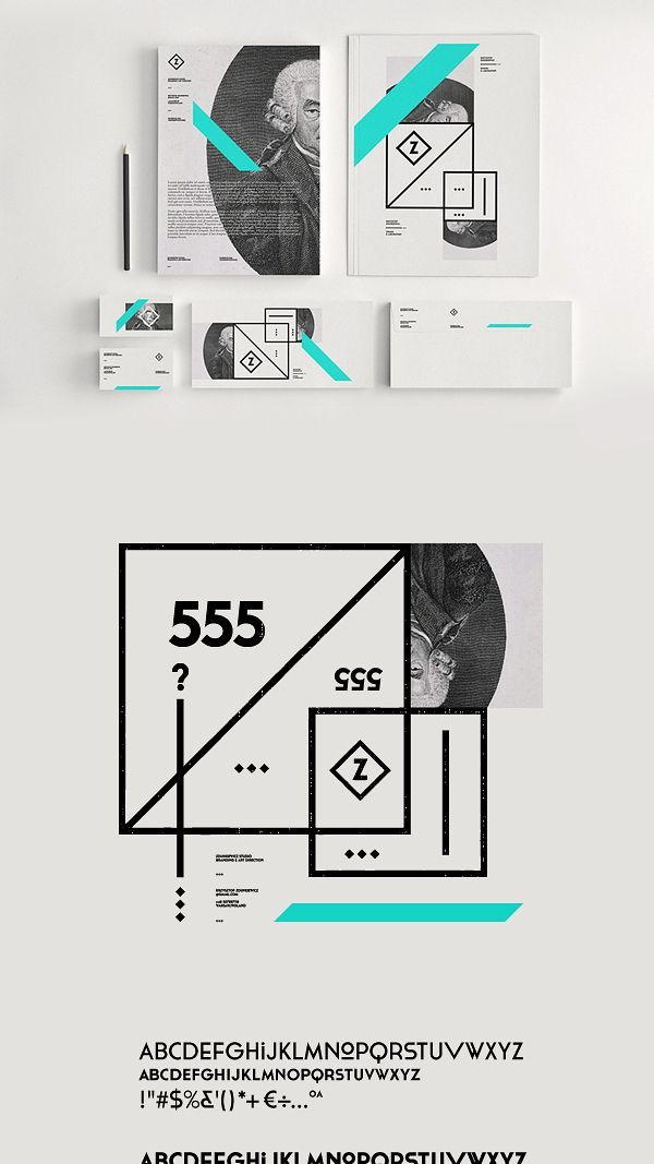Zdunkiewicz Studio / Self Promotion by Zdunkiewicz , via ... | Design