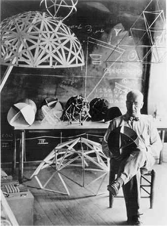 Buckminster Fuller on Flickr - Photo Sharing